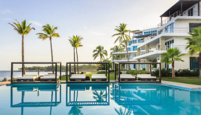 The Gansevoort Dominican Republic, Playa Imbert opens in December.