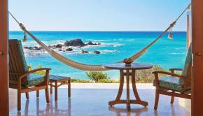 Travel + Leisure named the Four Seasons Punta Mita one of the best hotels for families.