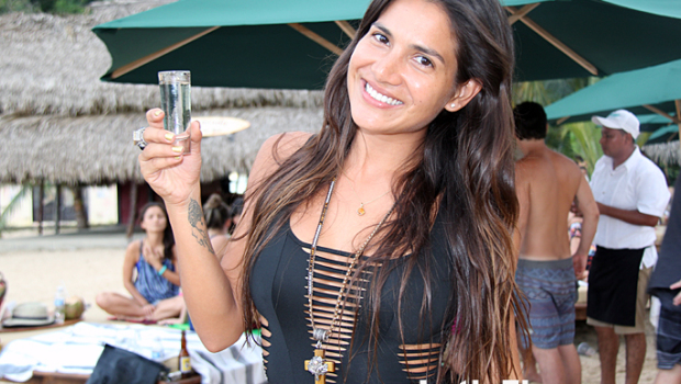 Tatiana Rodriguez Anderson is general manager of Chicos Yelapa Beach Club.