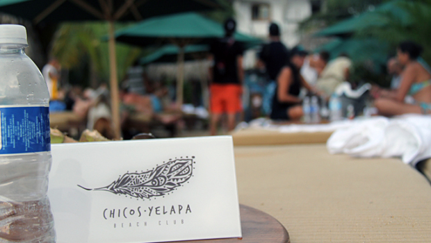 The new Chicos Yelapa Beach Club is located near Puerto Vallarta.