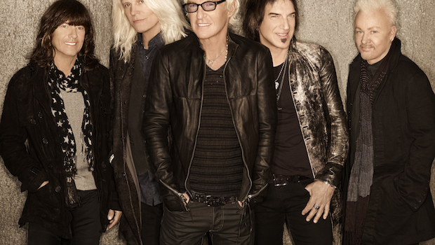 REO Speedwagon is slated to give a live concert at Moon Palace in Mexico.