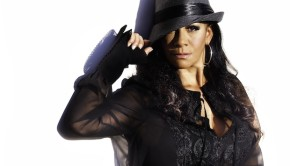 Sheila E. is a world-famous singer and musician.