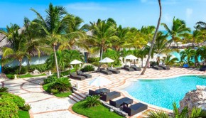 Sanctuary Cap Cana by AlSol, in the Dominican Republic.
