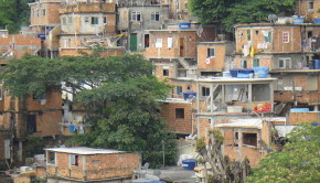 Cross-Cultural Solutions offers volunteer work in favelas of Rio de Janeiro.
