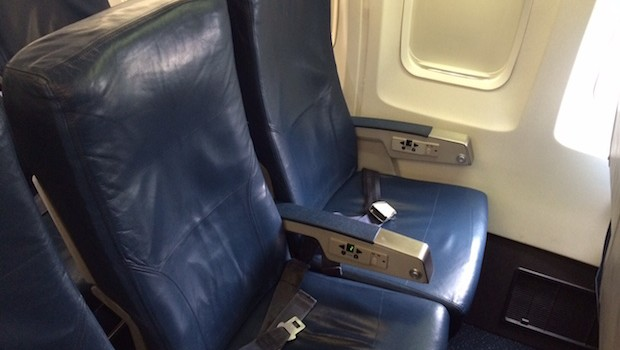 Airline Review Delta Air Lines 757 Mexico City To Jfk