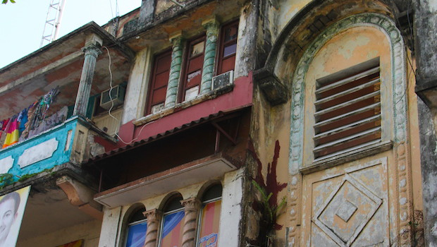 Varied architecture makes Colon, Panama a fascinating place.