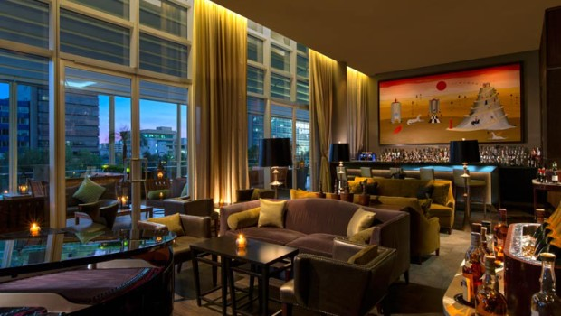 King Cole Bar at St. Regis Mexico City hotel.