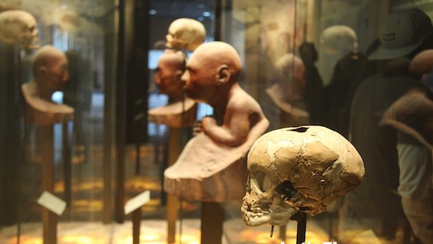 The National Anthropology Museum in Mexico City is one of the best in the world.