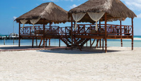 El Dorado Maroma resort hotel in Mexico.