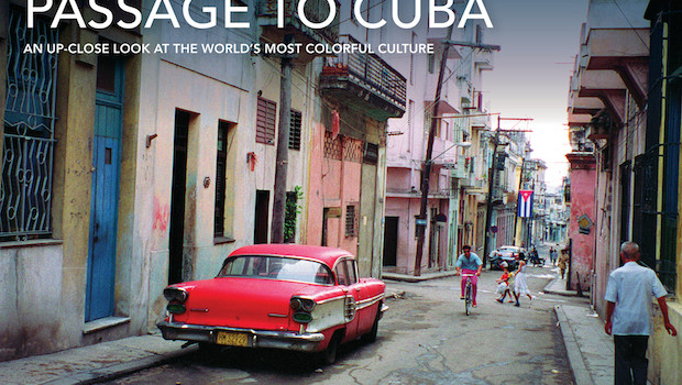 Passage to Cuba, a photo book by Cynthia Carris Alonso.
