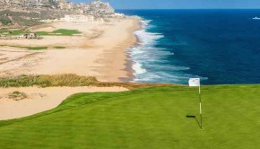 Quivira Golf Club in Los Cabos, Mexico.