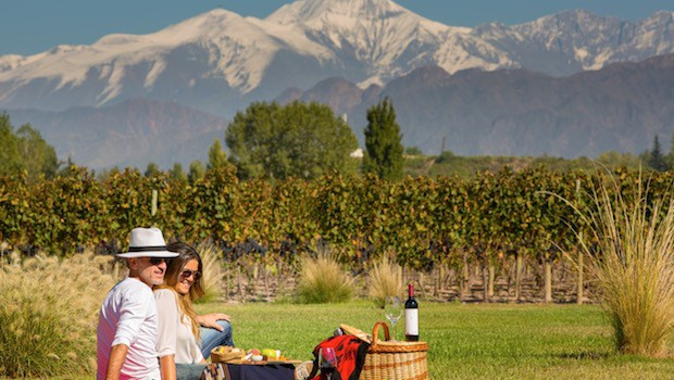 Entre Cielos is offering a wine vacation package in Mendoza, Argentina.