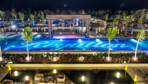 The Royalton Riviera Cancun is hosting a comedy festival.