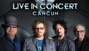 Moon Palace Resort in Mexico is offering free tickets to Toto in concert.