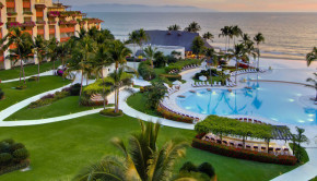 Grand Velas Riviera Nayarit, a Mexico beach resort.