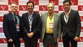 Experts from Luxury Frontiers, DPA&D and GlobalCollect joined Mark Chesnut at SAHIC 2015.