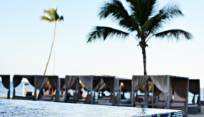 CHIC Punta Cana is a beach resort in the Dominican Republic.
