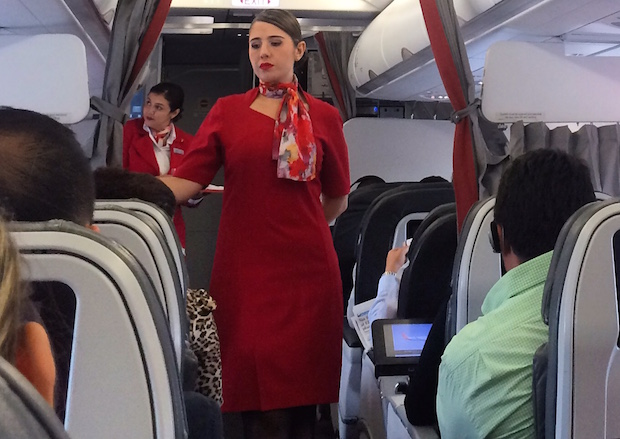 Airline Review Avianca Airbus A320 Panama City To Bogota
