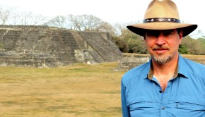 Dr. Charles Ford, author of the novel CONQUEST, leads a Mexico tour.
