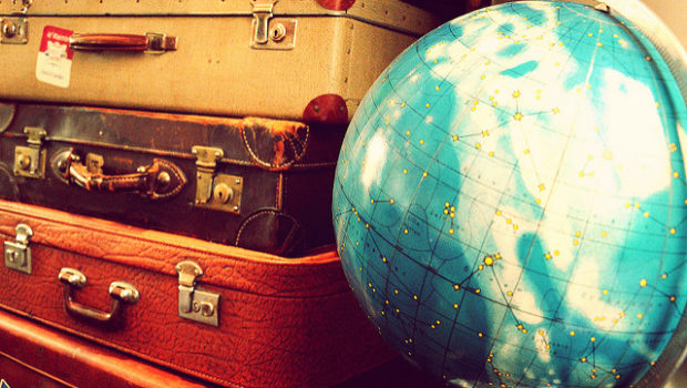 Get ready to travel!          Photo credit: orion_Katerina via Visualhunt / CC BY-NC-ND