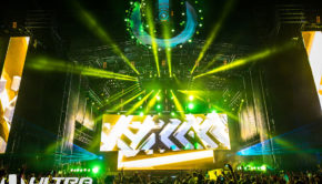 Ultra Buenos Aires is a big annual music festival in Argentina.