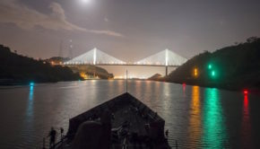 The Panama Canal is the top tourist attractions for travelers in Panama.