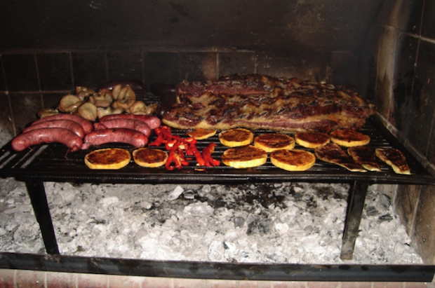 Asado is the Argentine barbecue.