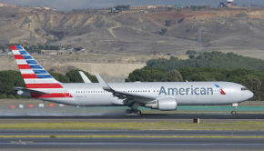 American Airlines Boeing 767.          Photo credit: Aero Icarus via Visual Hunt / CC BY-NC-SA