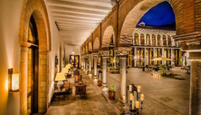 JW Marriott El Convento Cusco, a top hotel in Peru.