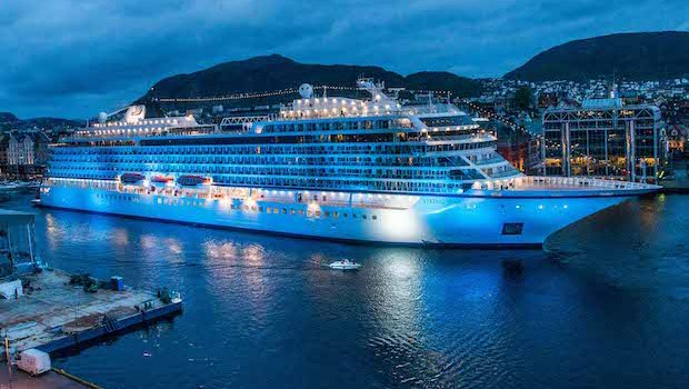 Viking Cruises has debuted the new Viking Star cruise ship in the Americas.