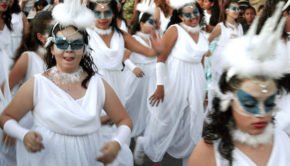 Carnaval in Mazatlan.          Photo credit: df.medrano via Visual hunt / CC BY
