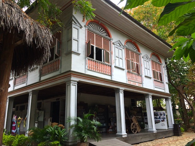 The new cacao and chocolate museum is set in a hacienda in Guayaquil.