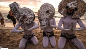 The BPM Festival takes place in the Riviera Maya, Mexico.