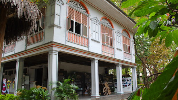 Hacienda San Juan is home to Guayaquil's new cacao and chocolate museum.
