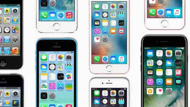 The cost of an iPhone varies widely from country to country.