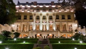 The Palacio Duhau - Park Hyatt Buenos Aires is a top luxury hotel.