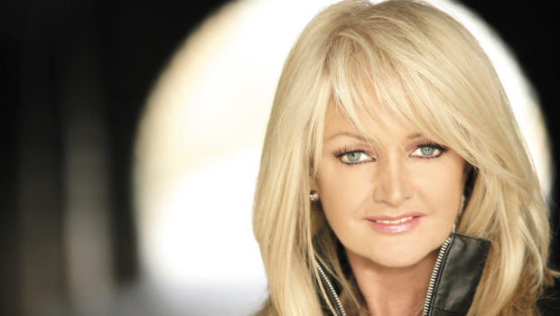Pop star Bonnie Tyler is performing at Moon Palace Resort in Cancun.