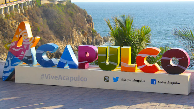 Acapulco is home to the world-famous La Quebrada cliff divers.