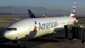 American Airlines Boeing 777-200.          Photo credit: alobos Life via Visualhunt.com /  CC BY-NC-ND