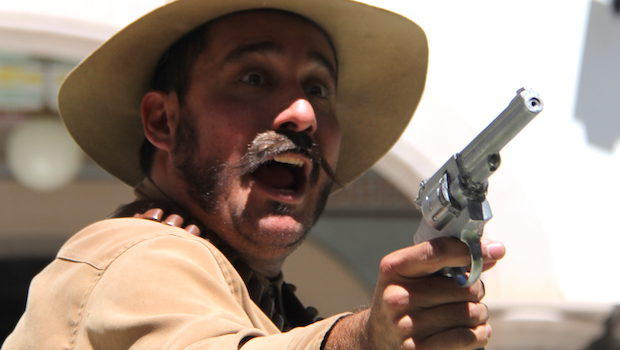 Chihuahua Barbaro is a tour company that reenacts the days of Pancho Villa.
