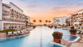 The Royal Playa del Carmen hotel in Mexico.