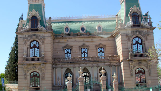 The wealthy of Chihuahua, Mexico, built stunning mansions in the 19th and 20th centuries.