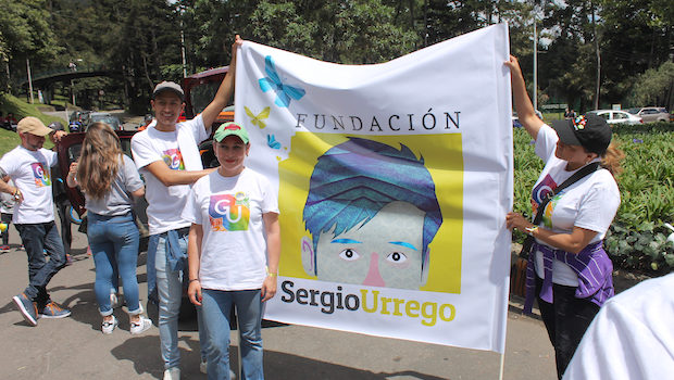 Fundación Sergio Urrego aims to protect students from bullying and abuse.