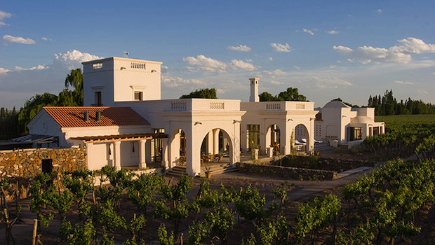 Cavas Wine Lodge ranked as the best hotel in South America.