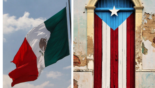 Mexico and Puerto Rico are both in need of donations for disaster relief.