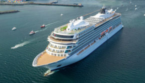 The Viking Sky is the newest ocean ship in the Viking Cruises fleet.