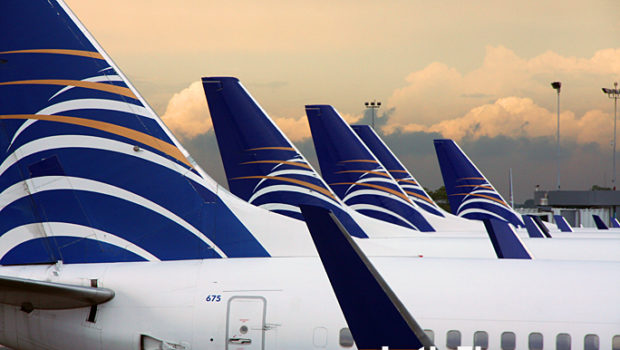 Copa Airlines operates a hub in Panama City, Panama.