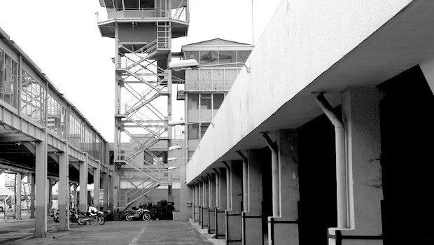 Airport to Nowhere: A Look Inside the Old Quito Airport in Ecuador